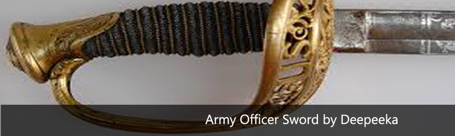 Cavalry, Naval and Army Officer Swords