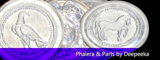 Phalera and parts