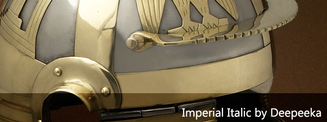 Imperial- Italic