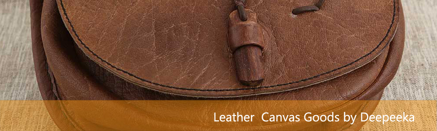 Leather-Canvas Goods