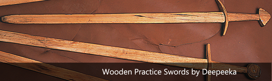 Wooden Practice swords