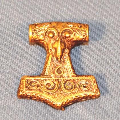 Thor Hammer Pendant