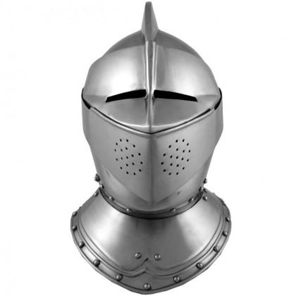 English Close Helm