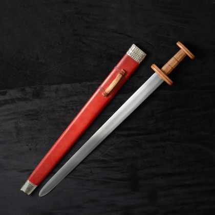 Feltwell Sword with scabbard