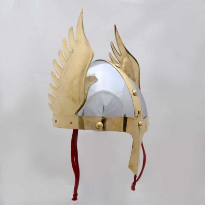 viking Winged Helmet