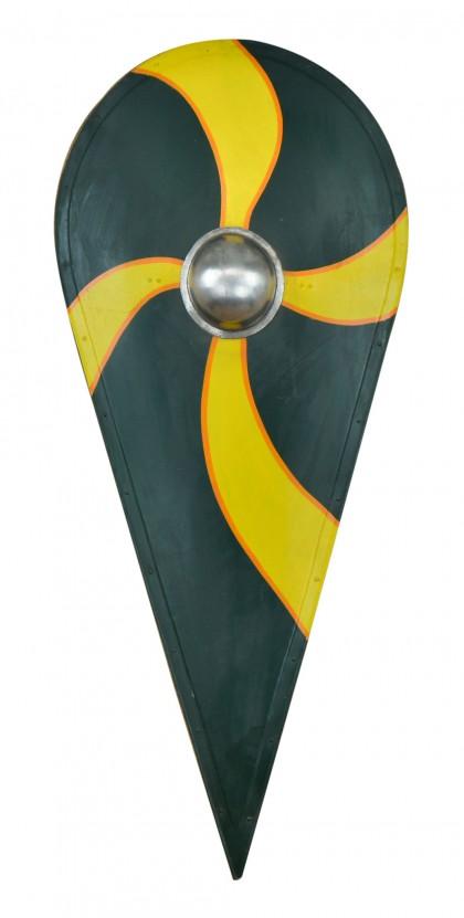 Viking Kite Shield (Painted)(Wooden)