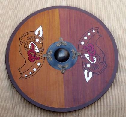 Viking Horse Shield