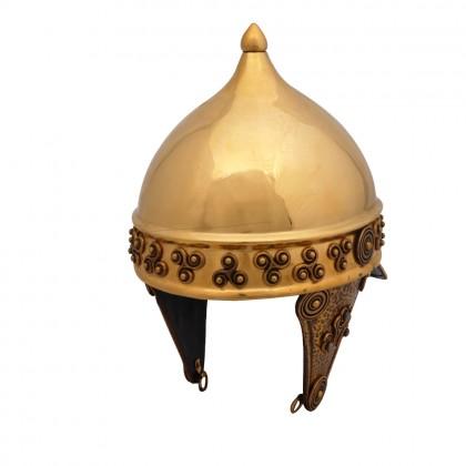 Celtic Helmet (Brass)