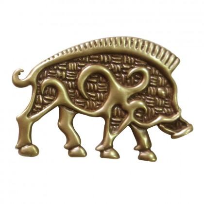 Wild Boar Celtic Pin