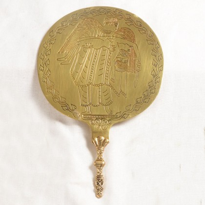 "Celtic Mirror ""Etruscan"" - Angel (Large )"