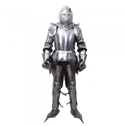 French Medieval Armour