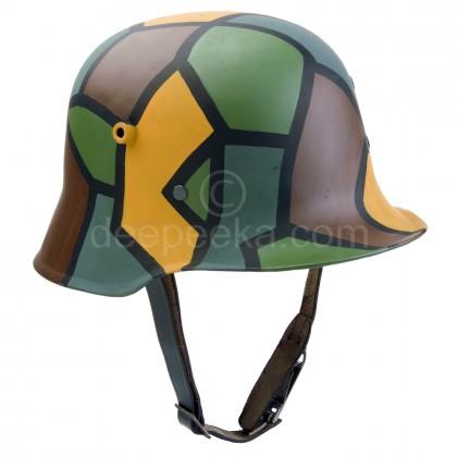 M1918 Worldwar Helmet (Camouflage Pattern)