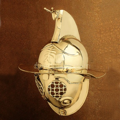 Gladiator Thraex Helmet