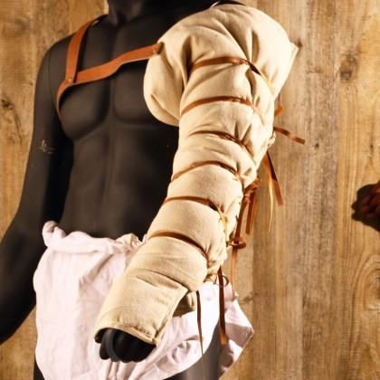 Gladiator Arm Guard (Padded)