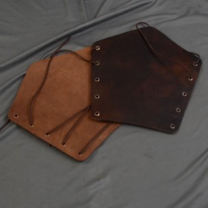 Leather Bracer Plain