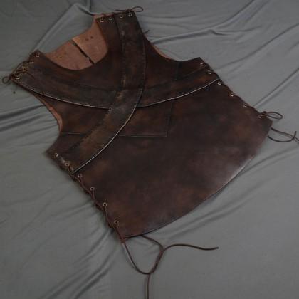 Leather Armour Cross