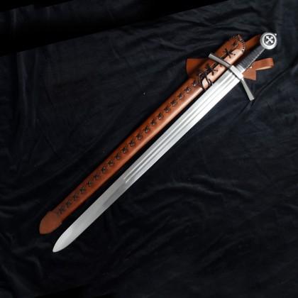 Cross Sword Pommel Medieval