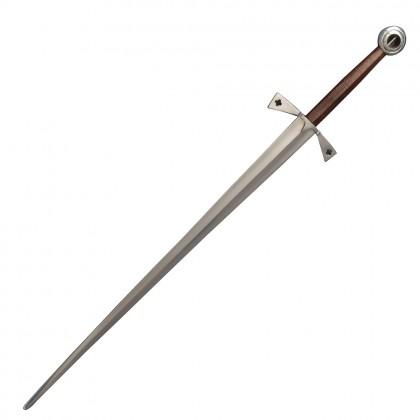 Medieval German One & Half Handed Sword, 15th C.