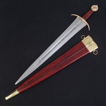 Phillipe IV Sword, 14th C (based on XIV model)