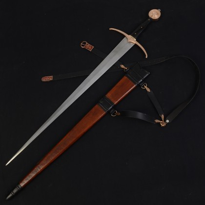 Aislinn Sword (based on type XV)