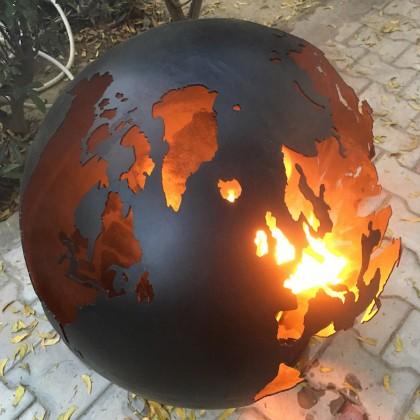 Firepit Globe