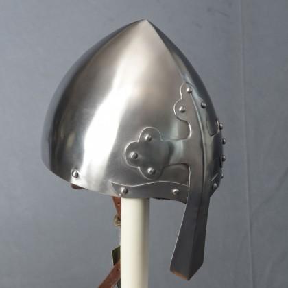 Nasal Helmet with Cross