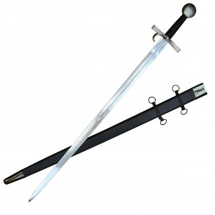 Finger Guard Hilt Milanese Sword