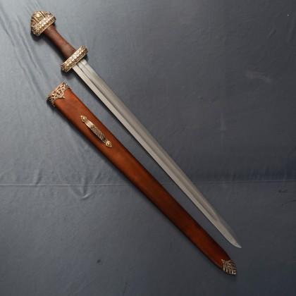Viking Bronze hilt sword (Isle of Eigg) 800-900C