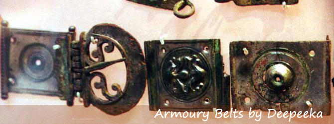 Armoury Belts