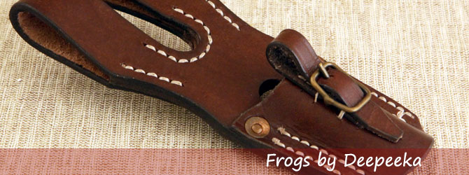 Frogs and Holders