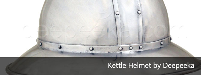 Kettle Hat- Archer Helms