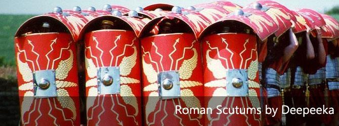 Roman Scutums