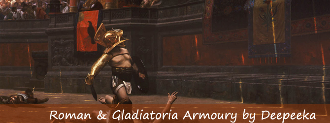 Roman and Gladiatoria